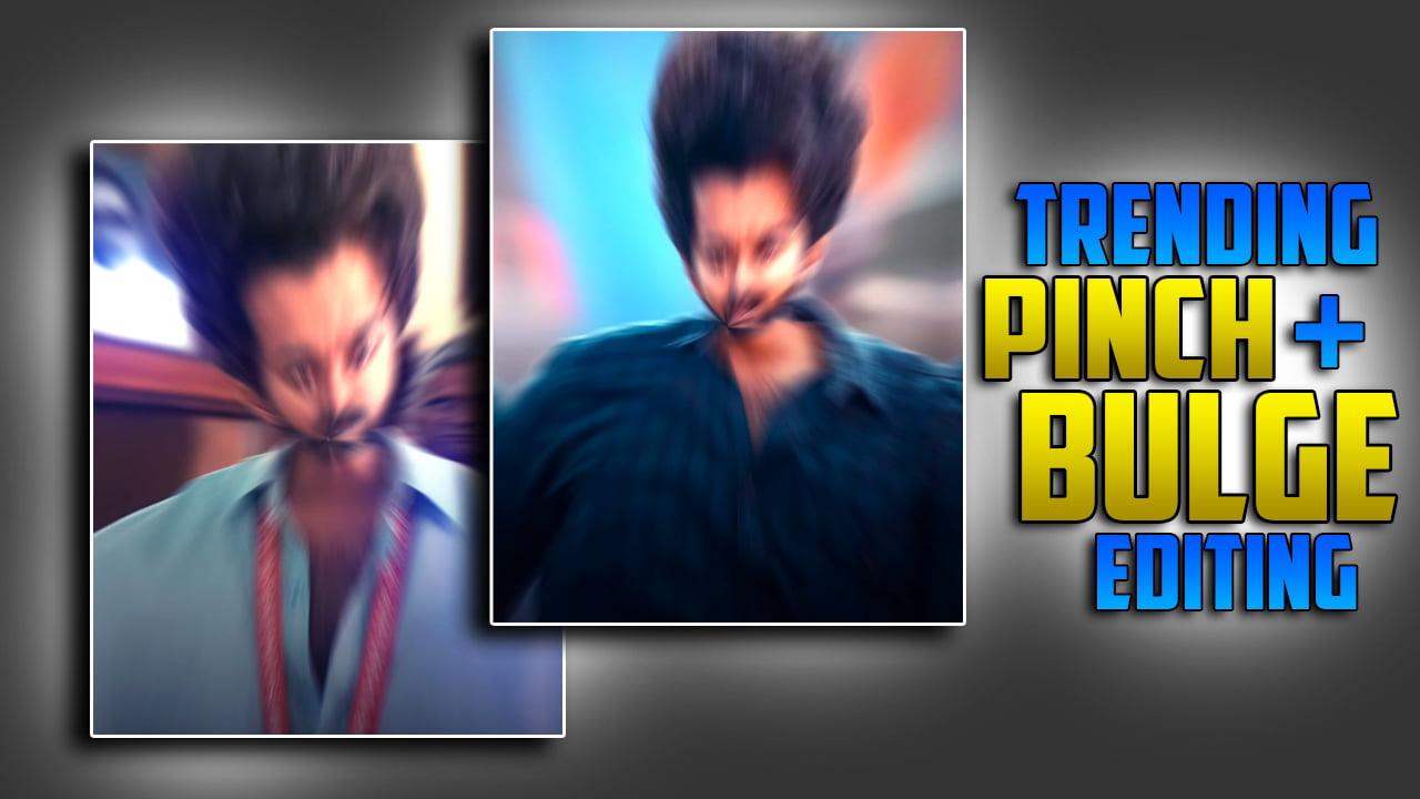 Alight motion Pinch + bulge  Effects video editing Tamil
